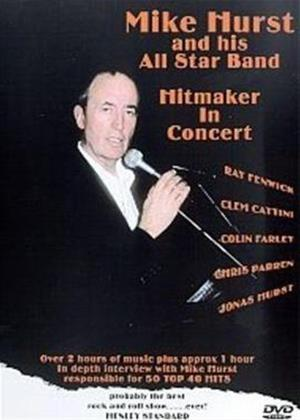Mike Hurst and His All Star Band: Hitmaker in Concert Online DVD Rental
