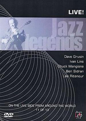 Rent Jazz Legends: Live: Vol.11 Online DVD Rental