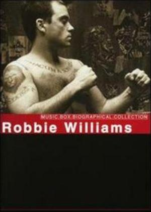 Music Box Biography: Robbie Williams Online DVD Rental