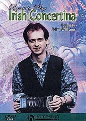 Rent Learn to Play Irish Concertina Online DVD Rental