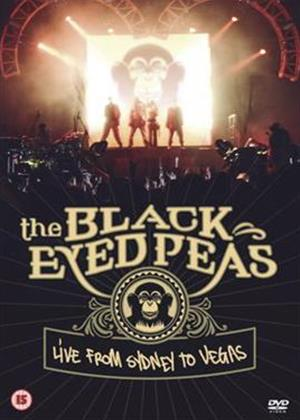 Rent Black Eyed Peas: Live from Sydney to Vegas Online DVD Rental