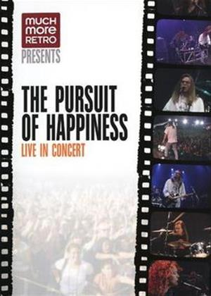 Rent The Pursuit of Happiness: Live in Concert Online DVD Rental