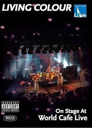 Living Colour: Live Online DVD Rental