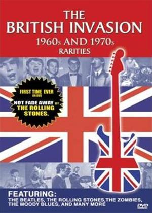 Rent The British Invasion: 1960s and 1970s Rarities Online DVD Rental
