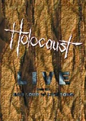Holocaust Live: Raw, Loud 'n' Live Tour Online DVD Rental