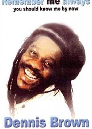 Dennis Brown: Remember Me Online DVD Rental