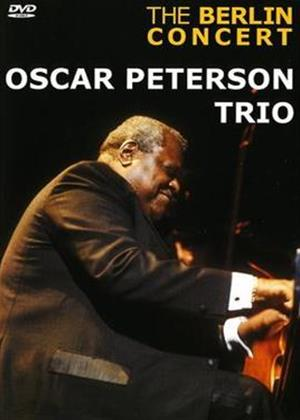 Oscar Peterson Trio: The Berlin Concert Online DVD Rental