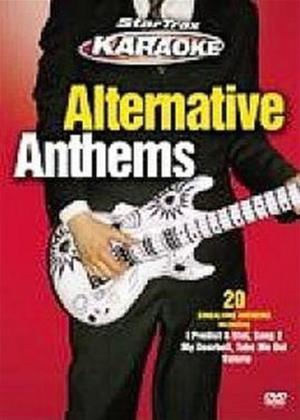 Rent Alternative Anthems Online DVD Rental