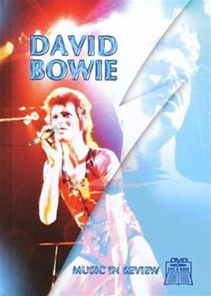 David Bowie: Music in Review Online DVD Rental