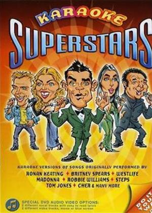 Karaoke: Superstars Online DVD Rental