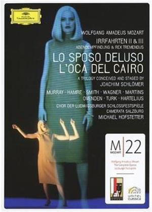 Rent Mozart 22: Irrfahrten II and III: Abend/Rex Trem Online DVD Rental