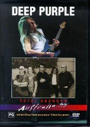 Rent Deep Purple: Live in Australia 1999: Total Abandon Online DVD Rental