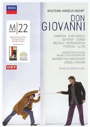Rent Mozart 22: Don Giovanni: Vienna Philharmonic Orchestra: Disc 2 Online DVD Rental