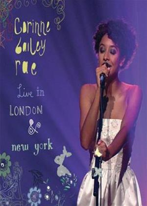 Corinne Bailey Rae: Live in London and New York Online DVD Rental