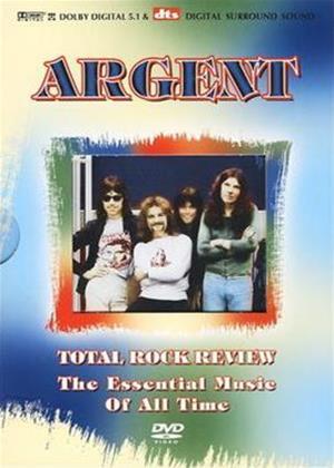 Argent: Total Rock Review Online DVD Rental