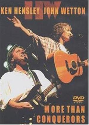 Rent Hensley / Wetton: More Than Conquerors Online DVD Rental