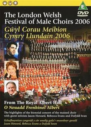 The London Welsh Festival of Male Choirs Online DVD Rental