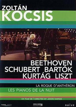 Rent La Roque D'Antheron: Les Pianos De La Nuit: Zoltan Kocsis Online DVD Rental