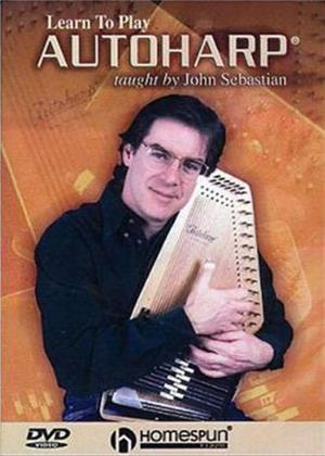 Rent Learn to Play Autoharp Online DVD Rental