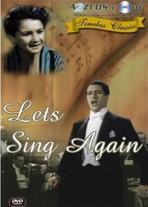 Let's Sing Again Online DVD Rental