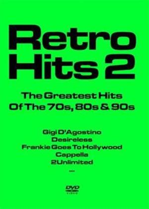 Rent Retro Hits: The Greatest Hits of the 70s, 80s and 90s: Vol.2 Online DVD Rental