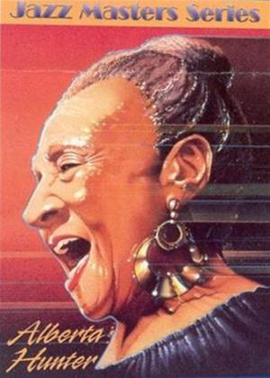 Rent Alberta Hunter: Jazz Master's Series Online DVD Rental