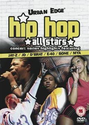 Urban Spotlight: Hip Hop All Stars Online DVD Rental