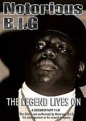 Rent Notorious B.I.G.: The Legend Lives On Online DVD Rental
