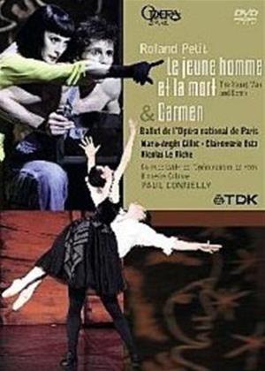 Roland Petit: Le Jeune Homme Et La Mort/Carmen Online DVD Rental