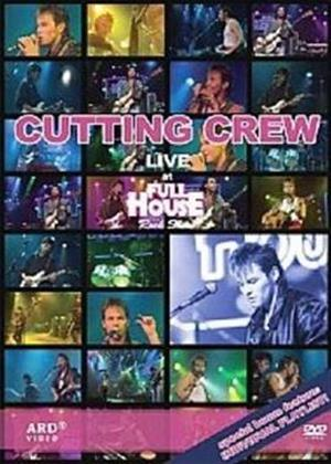 Rent Cutting Crew: Live at Full House Rock Show Online DVD Rental