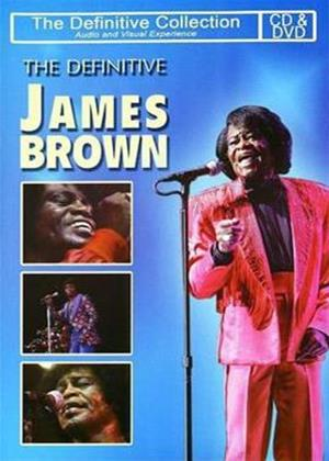 James Brown: The Definitive James Brown Online DVD Rental