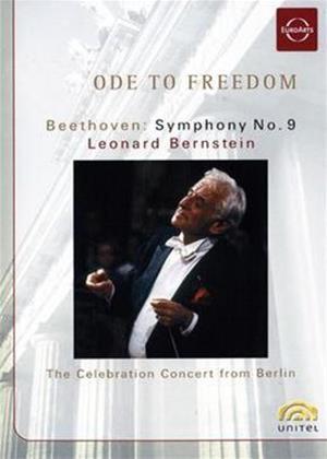 Ode to Freedom: The Berlin Celebration Concert Online DVD Rental