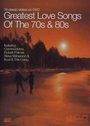Rent Greatest Love Songs of the 70s and 80s Online DVD Rental