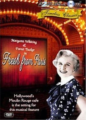Fresh from Paris Online DVD Rental