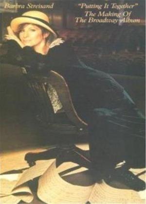 Rent Barbra Streisand: Putting It Together Online DVD Rental
