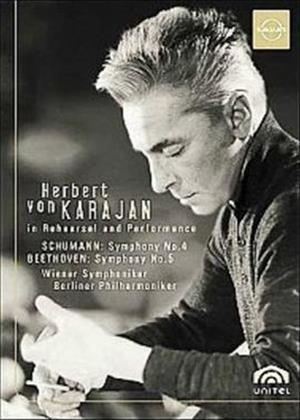 Rent Herbert Von Karajan in Rehearsal and Performance Online DVD Rental