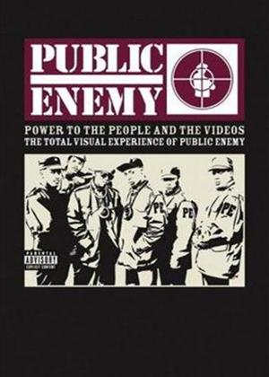 Rent Public Enemy: Power to The People and The Beats: The Total Vi Online DVD Rental