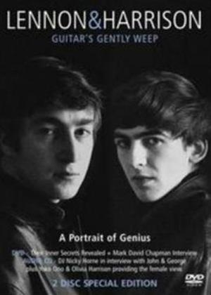 Rent John Lennon and George Harrison: Guitars Gently Weep Online DVD Rental