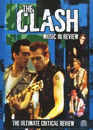 The Clash: Music in Review Online DVD Rental