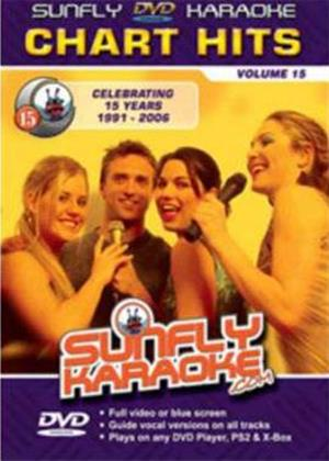 Rent Sunfly Karaoke: Chart Hits: Vol.15 Online DVD Rental