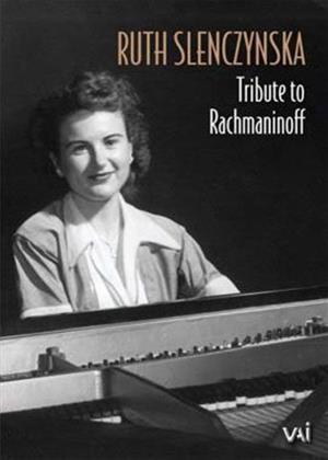 Ruth Slenczynska: Tribute to Rachmaninoff Online DVD Rental