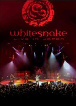 Whitesnake: Live in Japan Online DVD Rental