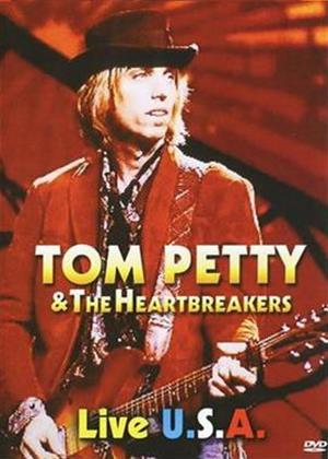 Rent Tom Petty and the Heartbreakers: Live in the U.S.A. Online DVD Rental