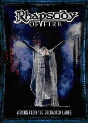 Rent Rhapsody of Fire: Visions from the Enchanted Lands: Vol.1 Online DVD Rental