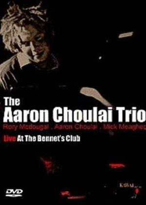 Rent Aaron Choulai Trio: Live at the Bennert's Club Online DVD Rental