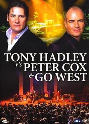 Tony Hadley Vs Peter Cox and Go West Live Online DVD Rental