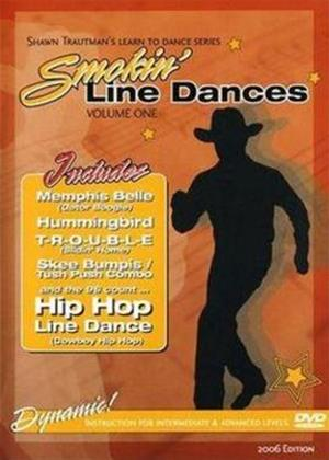 Rent Smokin' Line Dances: Vol.1 Online DVD Rental