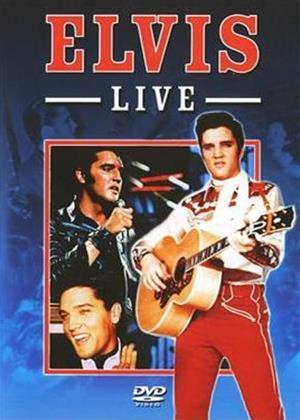Elvis Presley: Live! Online DVD Rental