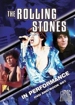 The Rolling Stones: In Performance Online DVD Rental