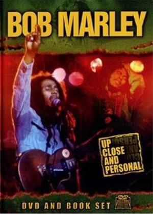 Rent Bob Marley: Up Close and Personal Online DVD Rental